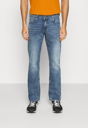 OREGON BOOT - Bootcut jeans - light blue