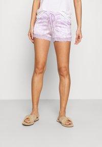 Etam - NESS - Bas de pyjama - lilas - 0