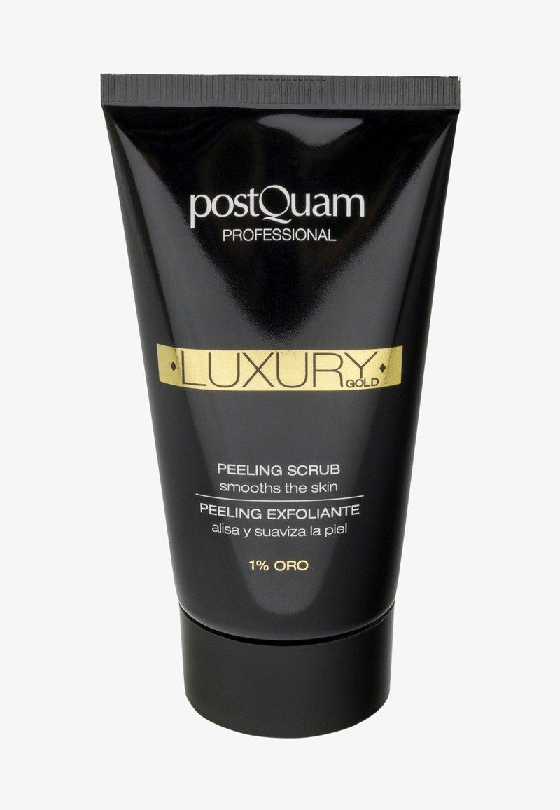PostQuam - SKIN CARE LUXURY GOLD EXFOLIATING PEEL 75ML - Cleanser - -