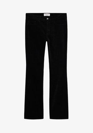 VAIANA - Flared Jeans - schwarz