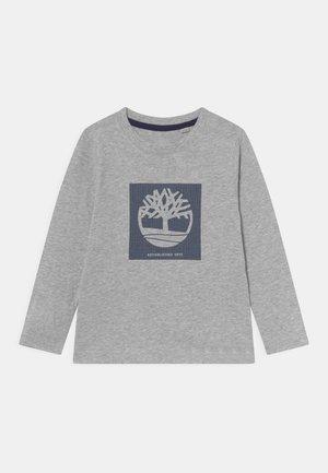LONG SLEEVE - Pitkähihainen paita - grey