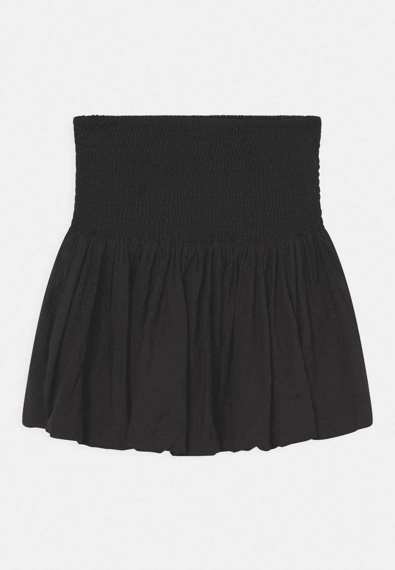 Lindex - BELLA - Mini skirt - black