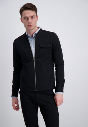 OVERSHIRT - Light jacket - black