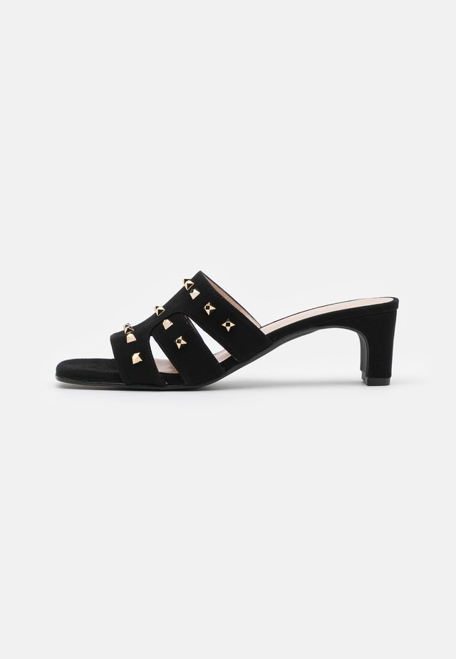 EVELYN - Sandaler - black