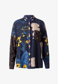 Desigual - DESIGNED BY M. CHRISTIAN LACROIX - Chemisier - blue - 4