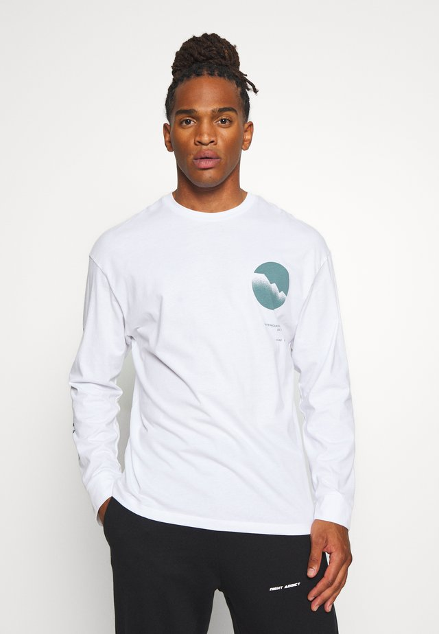 JCOMINERAL - Long sleeved top - white