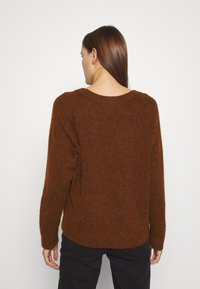 Selected Femme - Jumper - bordeaux - 2
