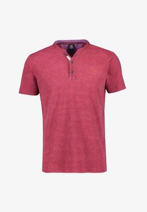 FINELINER SERAFINO - Print T-shirt - coral red