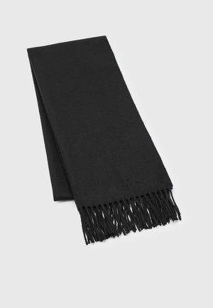 SCARF UNISEX - Scarf - black