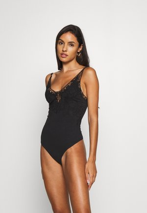 LEA BODYSUIT - Body - black