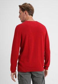 s.Oliver - LANGARM - Jumper - uniform red - 2
