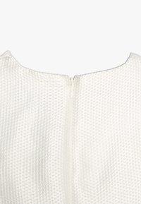 Bardot Junior - AVA STARLET DRESS - Vestido de cóctel - ivory - 2