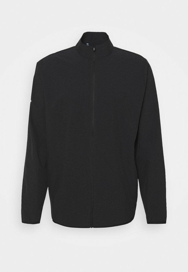CORE WIND - Sportovní bunda - black