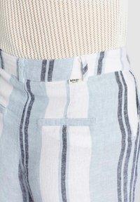 khujo - MAHSALA - Trousers - blue - 6