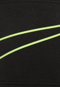 Nike Performance - SWOOSH  - Ohrenwärmer - black/volt - 5