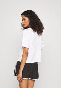 Calvin Klein Swimwear - CORE LOGO TAPE - Bikini bottoms - black - 2