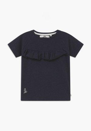 GIA TEE - Camiseta básica - navy