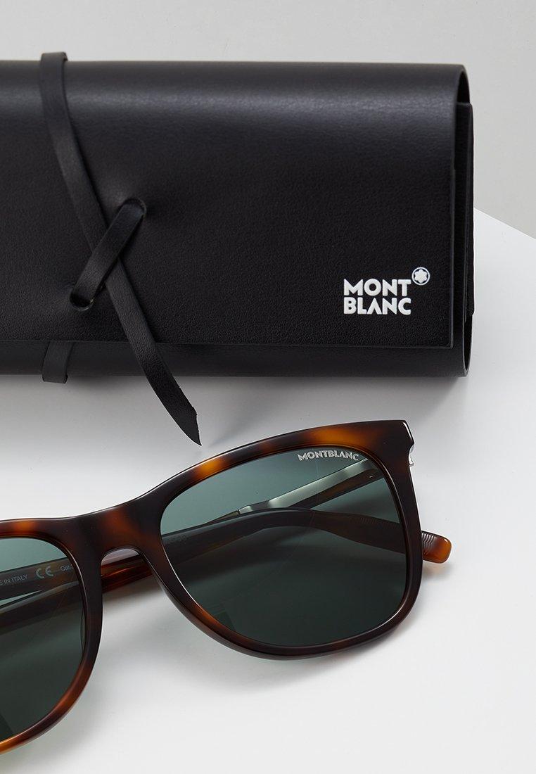 Mont Blanc Gafas De Sol - Havana/green