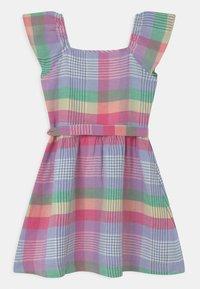 GAP - GIRL PLAID - Day dress - multi-coloured - 1