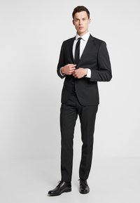 Bugatti - SLIM FIT - Garnitur - schwarz - 1