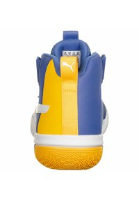 Puma - LEGACY MADNESS - Basketballschuh - blue-ultra yellow