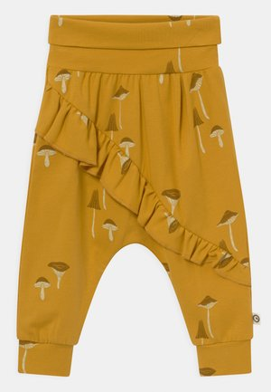 CHANTERELLE - Trousers - mustard