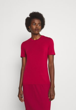 ORIETTA - Basic T-shirt - peonia