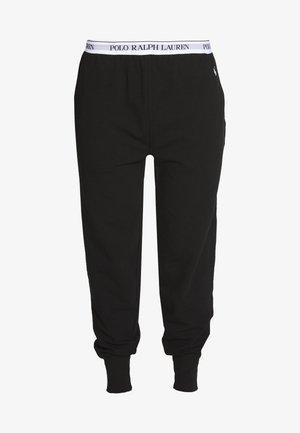 Pantalón de pijama - black/white