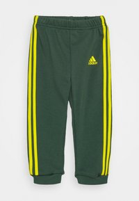 adidas Performance - UNISEX - Träningsset - medium grey heather/yellow - 2