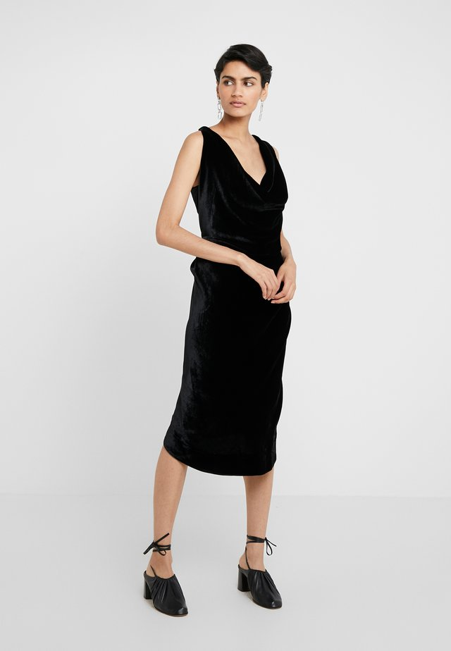 VIRGINIA DRESS - Robe d'été - black
