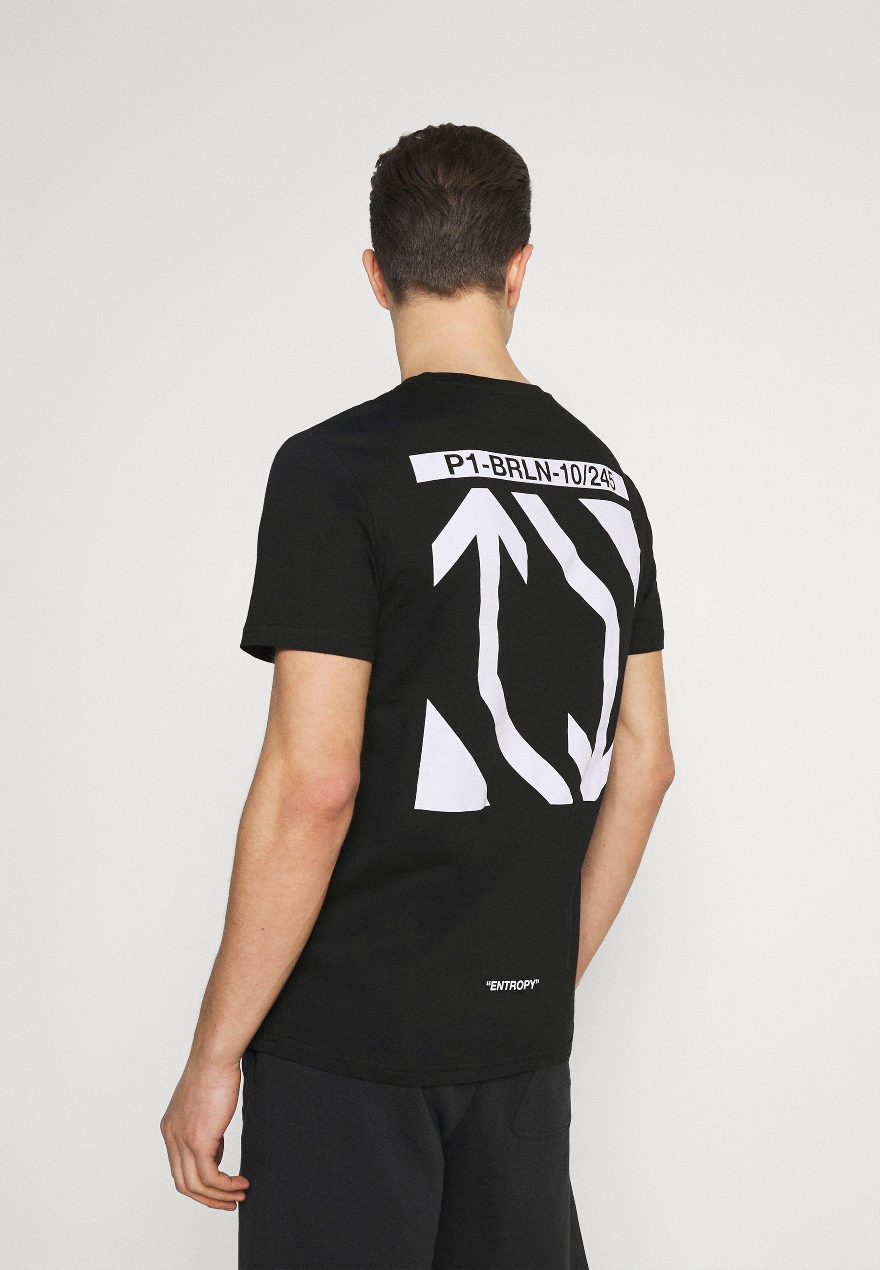 Homme CHEST POCKET TEE - T-shirt imprimé