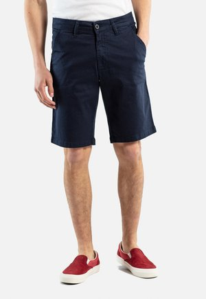 FLEX GRIP CHINO SHORT - Shorts -  navy