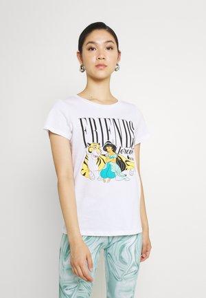 ONLDISNEY MIX BOX - T-shirt con stampa - white