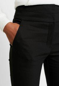 Forever New - GEORGIA HIGH WAIST FULL LENGTH PANT - Pantalones - black - 6