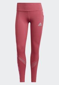 adidas Performance - OWN THE RUN CELEBRATION RUNNING LANGE TIGHT. - Leggings - pink - 5