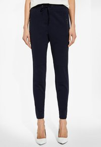 comma - Tracksuit bottoms - dark blue - 0