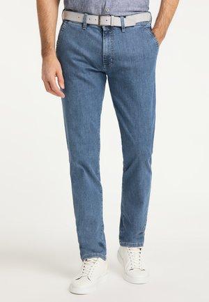 ROBERT - Straight leg jeans - blue