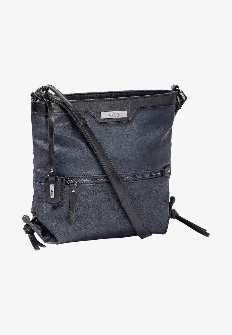 Rieker - Across body bag - pacific-ocean (h1327-14)