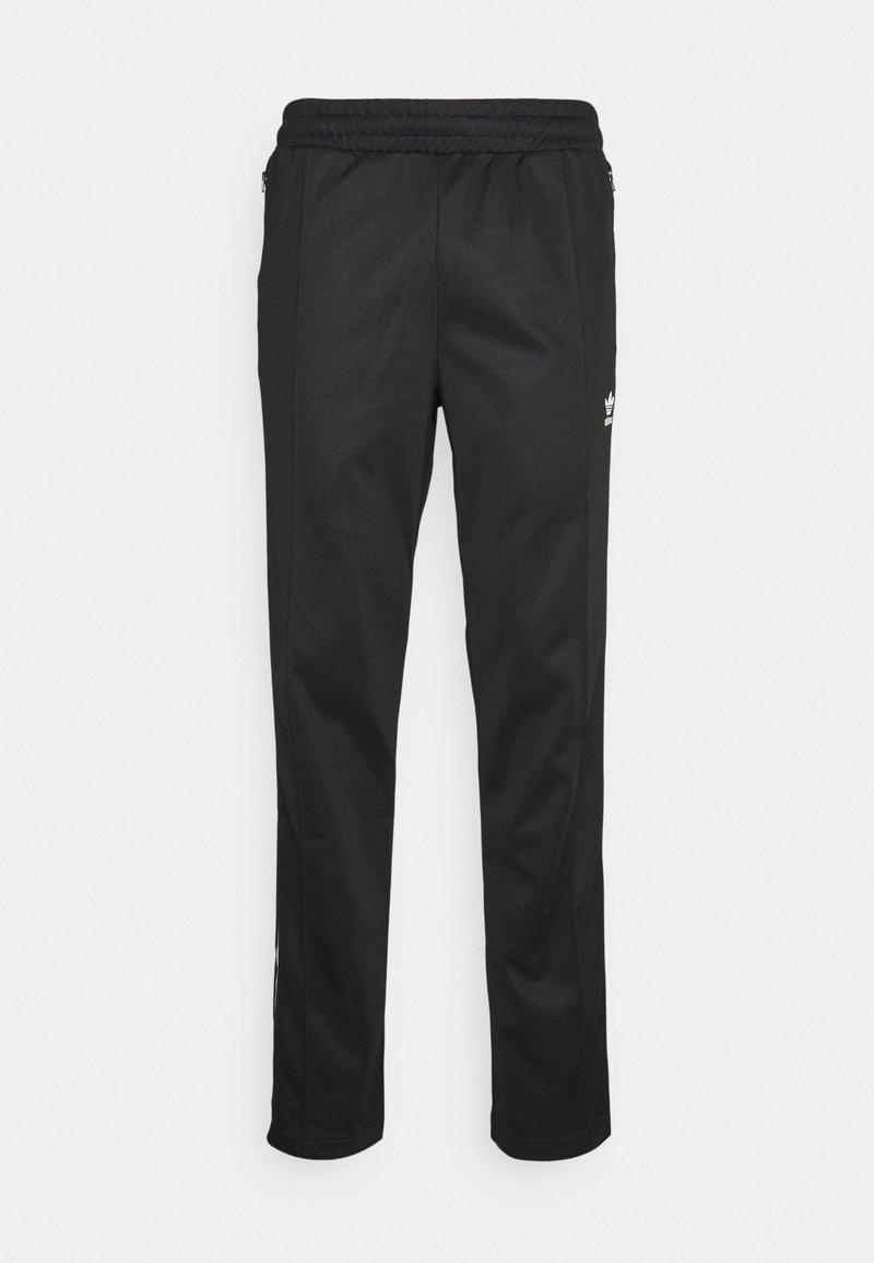 adidas Originals - BECKENBAUER UNISEX - Tracksuit bottoms - black