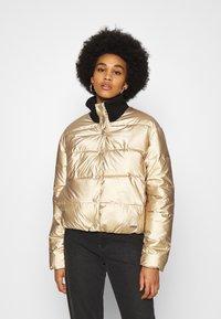 Roxy - CROSS STEPPING - Winter jacket - gold - 0