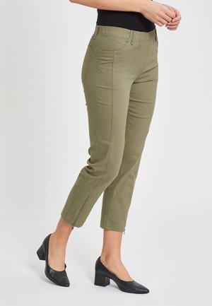 PIPER - Trousers - khaki