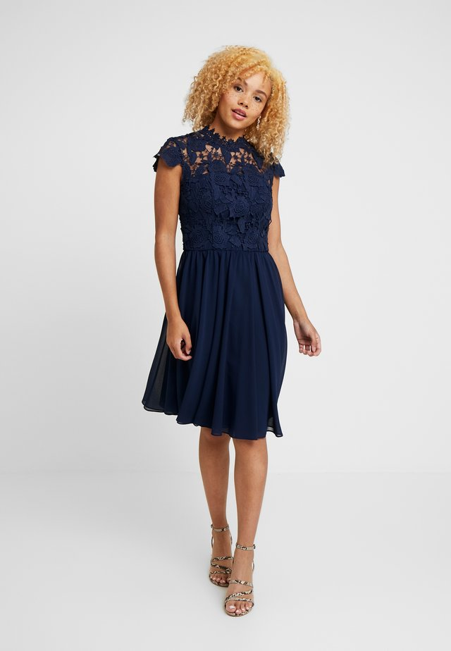 AILISH - Cocktail dress / Party dress - navy