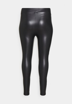 CARROOL - Leggings - Trousers - black