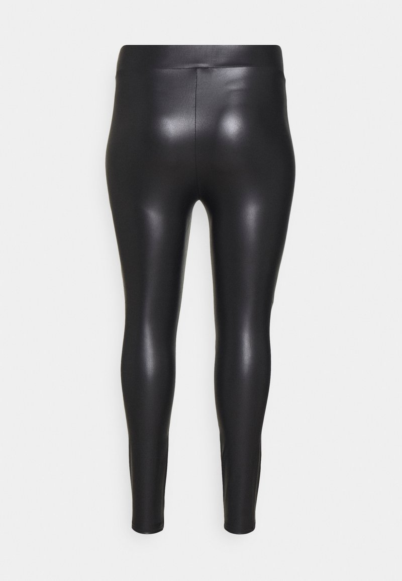 ONLY Carmakoma - CARROOL - Leggings - black