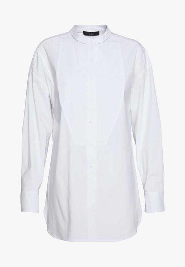 CLEMANDE FARMERS GLAM - Camicia - white