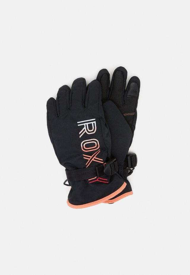 FRESHFIELD GIRL GLOV - Gloves - true black