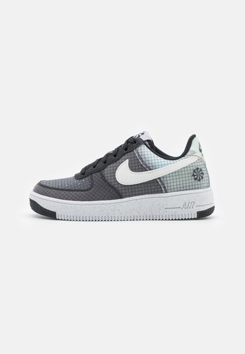AIR FORCE 1 CRATER M2Z2  - Sneakers basse - black/white/volt