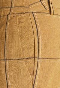 Marella - DUNA - Trousers - tobacco - 2