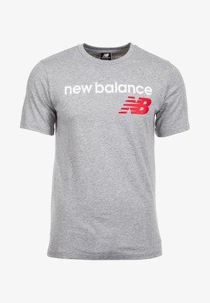 ATHLETIC MAIN LOGO - Print T-shirt - grey