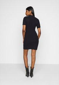 Fashion Union Petite - ETHAL - Jumper dress - navy - 2